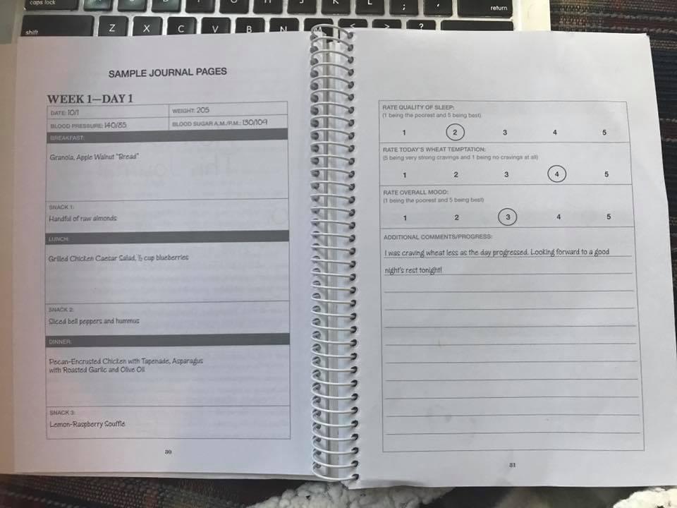 Keeping a Health Journal